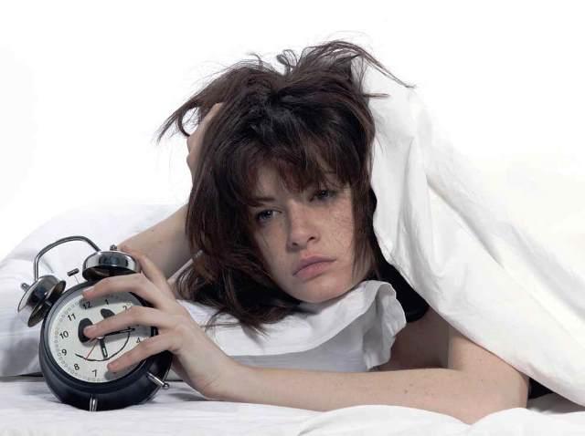 Thiếu máu não khiến bạn không thể ngủ ngon