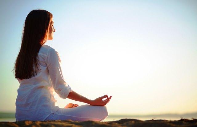 Yoga rất tốt cho người thiếu máu não.