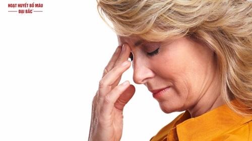 cách trị hoa mắt chóng mặt tại nhà