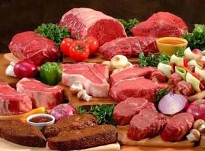 thực phẩm bổ máu