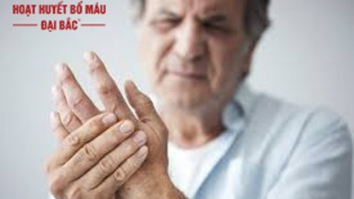 tìm hiểu về bệnh tê bì chân tay là gì