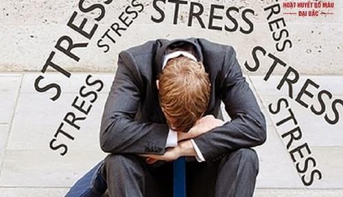 Nhức đầu căng thẳng