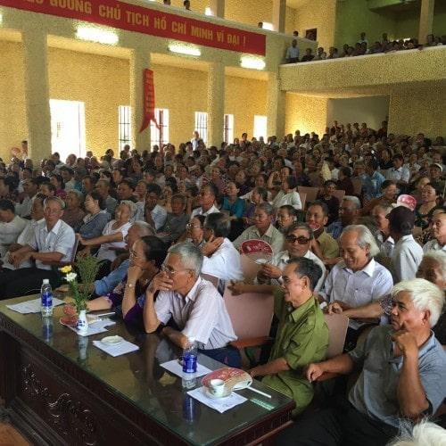 Hội thảo hoạt huyết bổ máu ở Nam Định