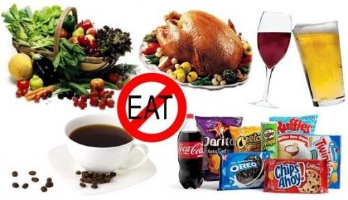 Chế độ ăn uống cho người mắc bệnh gout