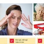 bệnh thiếu máu não chữa trị như thế nào