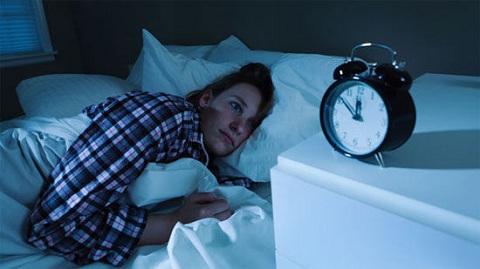 mất ngủ gây chứng suy giảm trí nhớ
