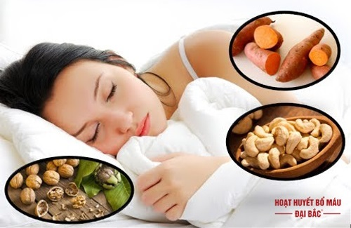 Những bài thuốc trị mất ngủ