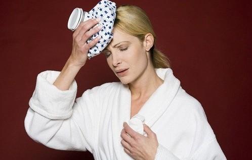 Điều trị đau đầu buồn nôn