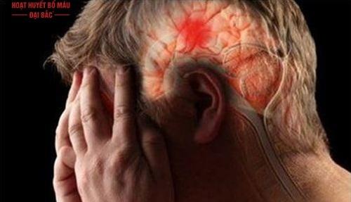 Hay bị nhức đầu bên trái