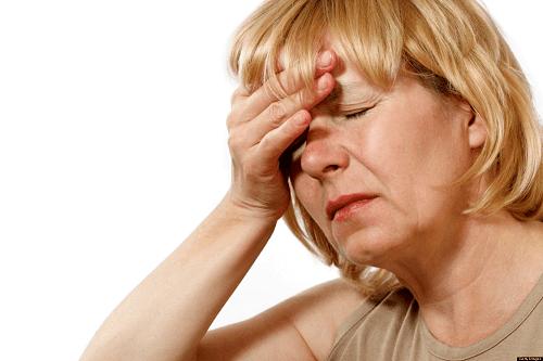 Thiếu máu não ở người già