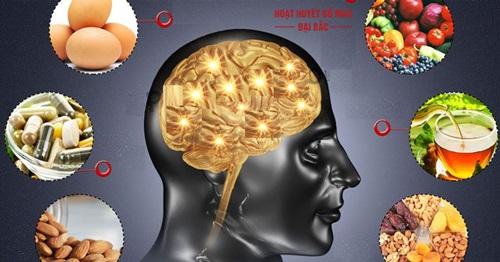 Các thực phẩm tăng cường trí nhớ cho mùa thi