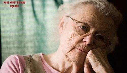 Bệnh sa sút trí tuệ người cao tuổi