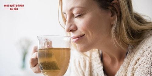 Uống trà gì để ngủ ngon
