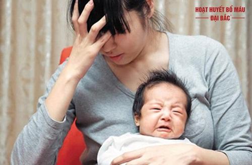 Điều trị mất ngủ sau sinh mổ
