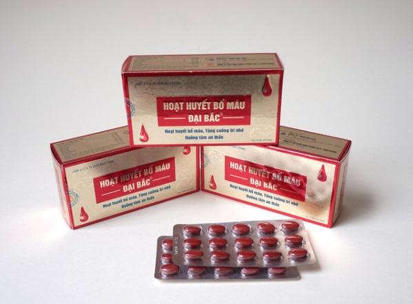Thận trọng khi lựa chọn thực phẩm chức năng chữa lưu thông máu kém