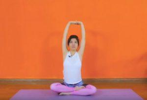Yoga cho người rối loạn tiền đình