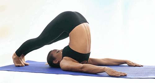 Cách tập yoga để chữa bệnh đau đầu mất ngủ kinh niên