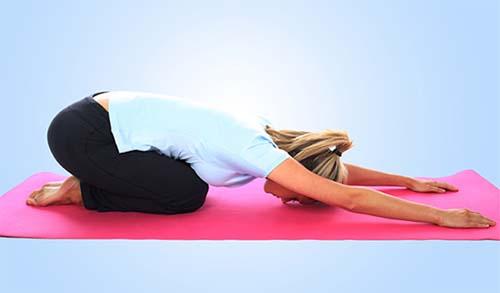 Tập yoga để chữa trị chứng mất ngủ mãn tính