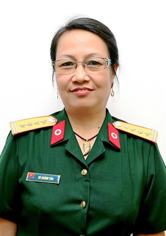 Bác sĩ Vũ Thị Khánh Vân