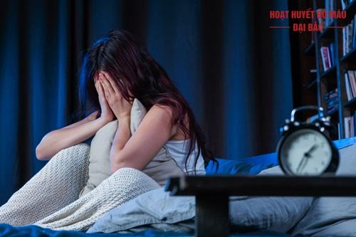 những cách trị mất ngủ hiệu quả