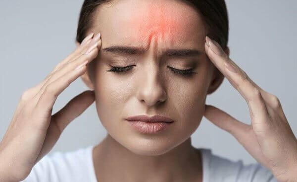 Đau đầu rối loạn tiền đình