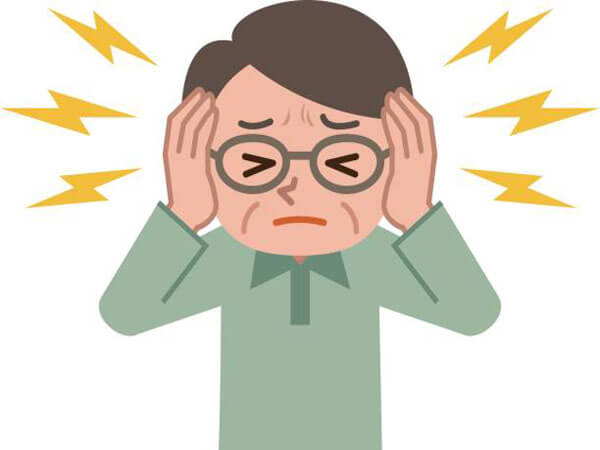 Đau đầu ù tai