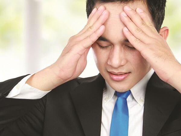 Xoa dịu cơn đau đầu