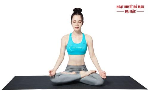 Bài tập yoga mất ngủ nguyễn hiếu