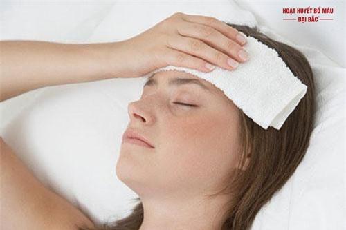 Cách chữa đau đầu kinh niên