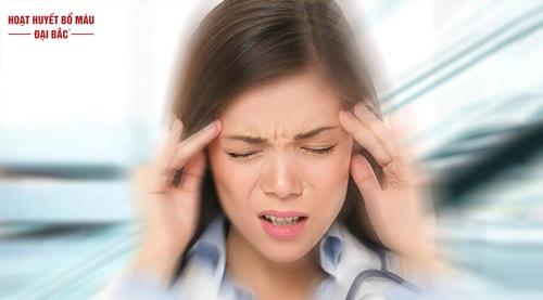 Tác dụng của hoạt huyết dưỡng não