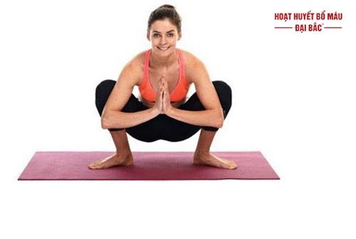 Tập yoga cho người rối loạn tiền đình