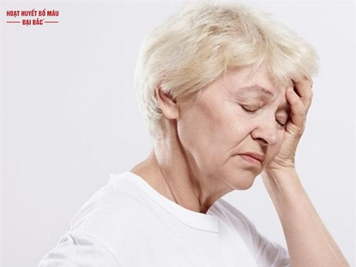 Bệnh đãng trí của người già