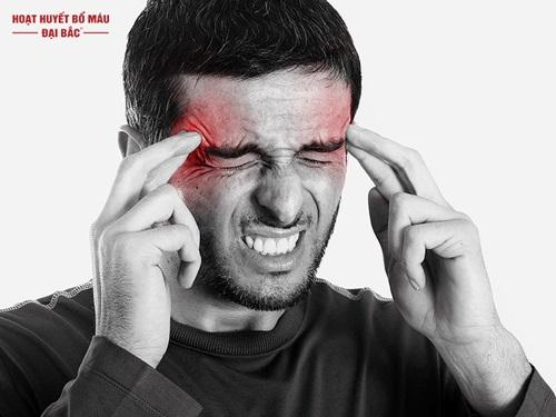 Bệnh đau nửa đầu phía trước
