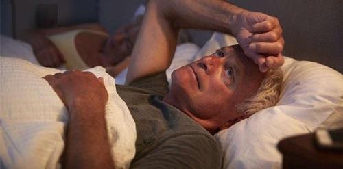 Bị rối loạn giấc ngủ không thực tổn là gì