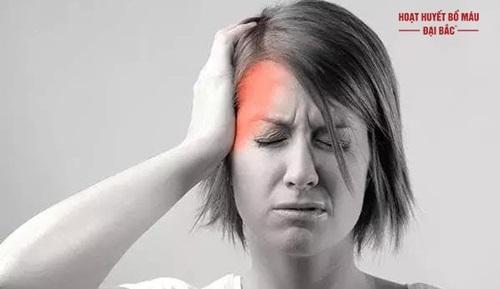 Cách chữa bệnh đau nửa đầu bên phải