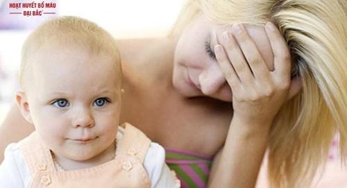 Chứng hay quên của phụ nữ sau sinh