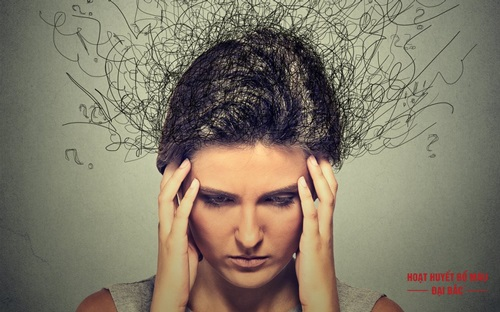 Đau đầu do căng thẳng