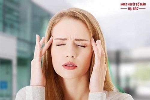 Đau đỉnh đầu là bệnh gì