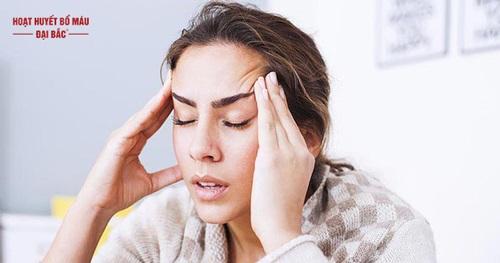 Những nguyên nhân gây nhức đầu quá