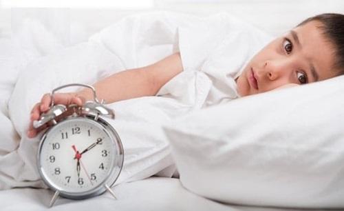 Rối loạn giấc ngủ ở trẻ sơ sinh và trẻ nhỏ