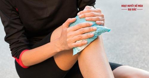 Tay chân tê mỏi khi mang thai