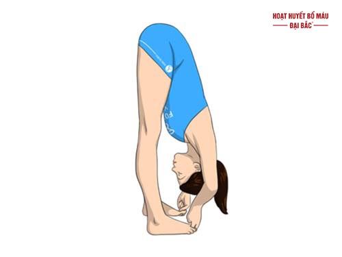 7 bài tập cho người cao huyết áp
