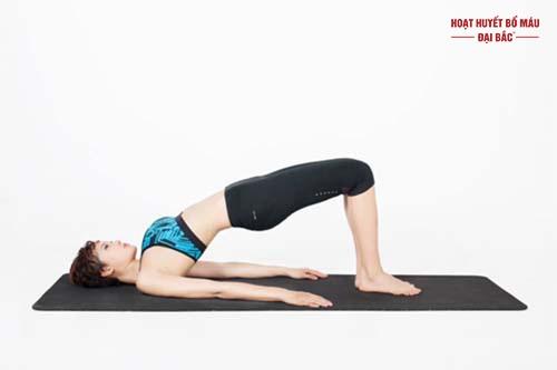 Bài tập yoga cho người huyết áp cao