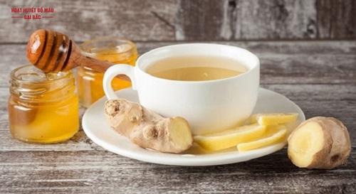 Bài thuốc chữa mất ngủ bằng gừng và mật ong