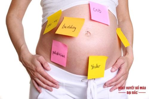 Bệnh suy giảm trí nhớ khi mang thai
