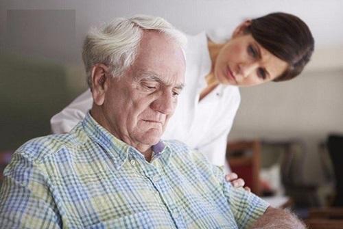 Bệnh suy giảm trí nhớ người già