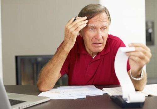 Bệnh suy giảm trí nhớ ở người già