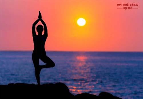 Các bài tập yoga tốt cho tim mạch