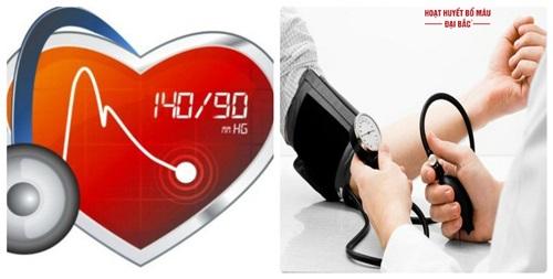 Chỉ số huyết áp cao là bao nhiêu