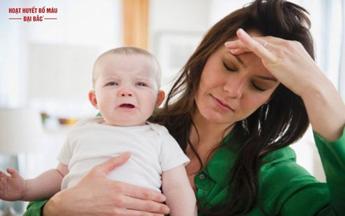 Suy giảm trí nhớ sau khi sinh mổ